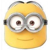 Ansiktsmask Minion Dave