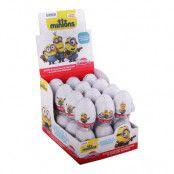 Chokladägg Minions - 24-pack