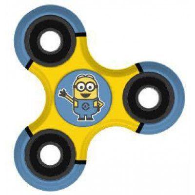 Despicable Me - Dave Minion Fidget Spinner