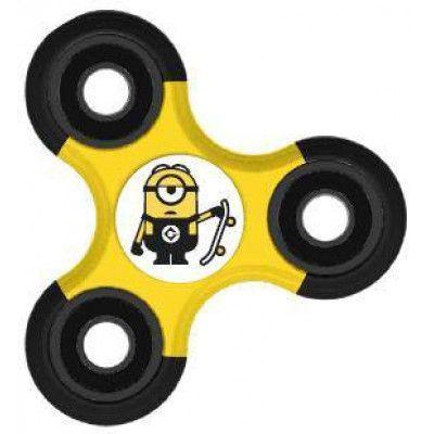 Despicable Me - Stuart Minion Fidget Spinner