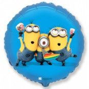 Folieballong - Minion Party 45 cm