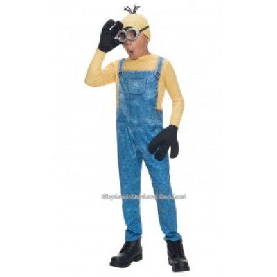 Minion Kevin maskeraddräkt - Barn