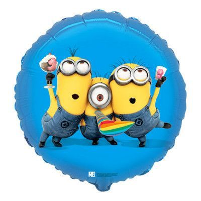 Minion Party Folieballong