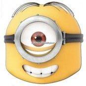 Minion Stuart ansiktsmask