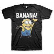 Minions - Banana! T-Shirt, Basic Tee