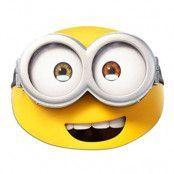 Minions Bob Pappmask - One size