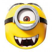 Minions Gone Batty Pappmask - One size