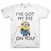 Minions - I Got My Eye On You T-Shirt, Basic Tee