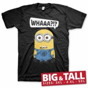Minions - Whaaa?!? Big & Tall T-Shirt, Big & Tall T-Shirt