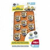 Sockerdekorationer Minions