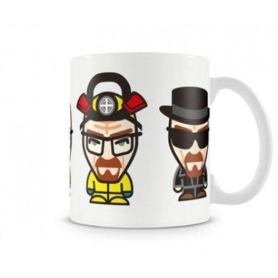 Walter White Minions Coffee Mug, Coffee Mug