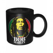 Bob Marley Licensierad Mugg
