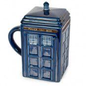 Doctor Who TARDIS Mugg