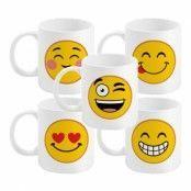 Emoji Mugg