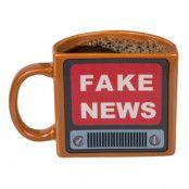 Fake News Mugg