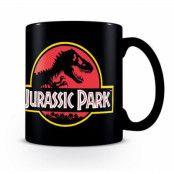 Jurassic Park - Classic Logo Mug