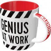 Mugg Genius At Work