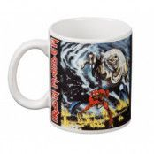 Mugg - Iron Maiden number of the beast