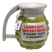 Mugg The Complaint Department