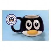 Pingvin Mugg
