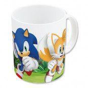 Sonic the Hedgehog - Sonic mug
