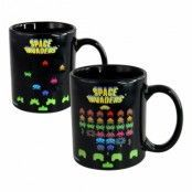 Space Invaders Mugg