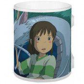 Studio Ghibli - Chihiro Spirited Away Mug