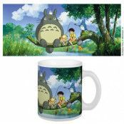 Studio Ghibli - Totoro Fishing Mug
