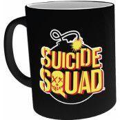 Suicide Squad - Bomb Heat Change Mug
