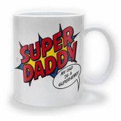 Super Daddy Mugg