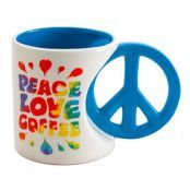 The Peace Love Mugg