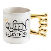 The Queen of Everything Mugg