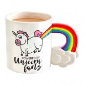 The Unicorn Farts Mugg