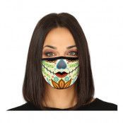 Munskydd Day of the Dead - One size
