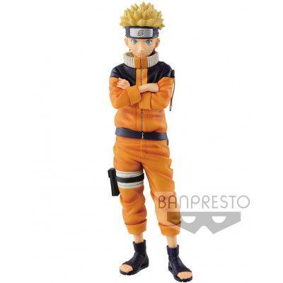 Naruto Shippuden - Uzumaki Naruto #2 - Grandista Shinobi Relations