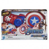 Avengers NERF Power Moves Captain America