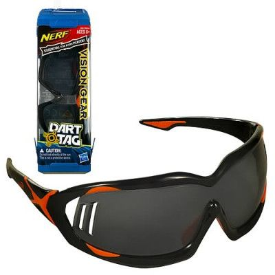 Nerf Dart Tag Vision Gear 2.0 Goggles