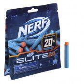 NERF - Elite 20 Refill 20 Darts