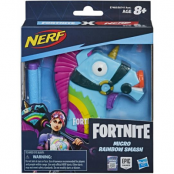 NERF Fortnite Microshots Rainbow Smash