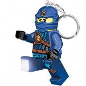 LEGO Ninjago - Jay Mini-Flashlight with Keychain