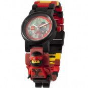 LEGO Ninjago - Kai Minifigure Link Watch