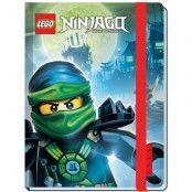 LEGO Ninjago - Notebook A5