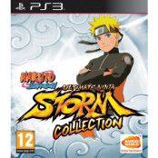Naruto Shippuden Ultimate Ninja Storm 1+2+3 Full Burst Colle