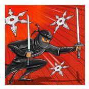 Ninja Servetter - 16-pack