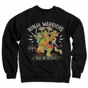 Ninja Warriors - No Rules Sweatshirt, Sweatshirt
