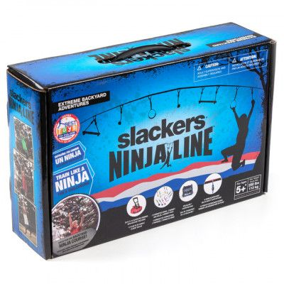 Slackers Ninja Line Klätterbana