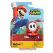 Nintendo 4 Articulated Figures Shy Guy