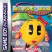 Ms Pac Man Maze Madness