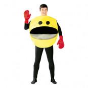 Pac-Man Budget Maskeraddräkt