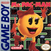 Pac Man Ms
